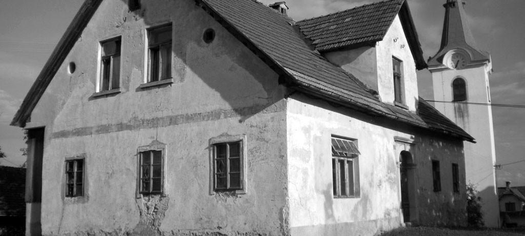 Zgodovina hiše